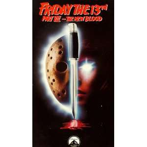 Friday the 13th Part 7New Blood [VHS] Jennifer Banko