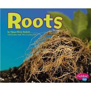 Roots (Plant Parts series) [Paperback] Vijaya Bodach