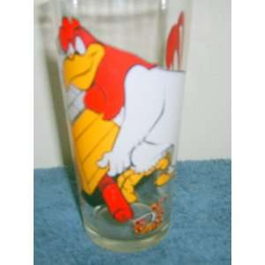 1976 Pepsi Warner Bros Glass Foghorn / Marc Anthony / Doghouse Bomb