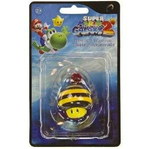 Bee Mushroom (~1.4) Super Mario Galaxy 2   Mini Figure
