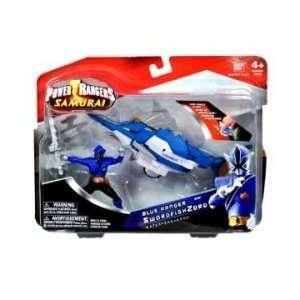 Bandai Year 2011 Power Rangers Samurai Series Action Figure Zord