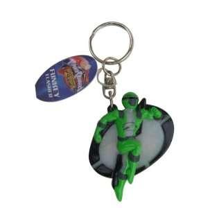 Power Rangers Keychain   Green Ranger Toys & Games