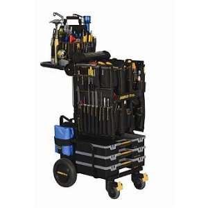 Complete 230 piece Mobile Shop Tool Cart   Frontgate