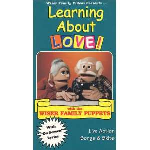 Love [VHS] Wiser Family Puppets, Animated, Peter Enns Movies & TV