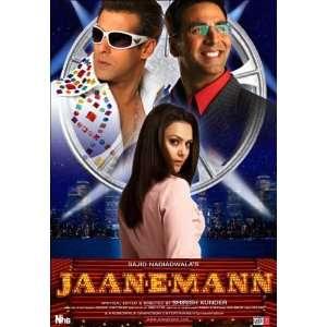 Jaan E Mann Salman Khan, Akshay Kumar, Preity Zinta