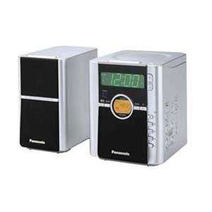 Panasonic CD Clock Radio: Home & Kitchen