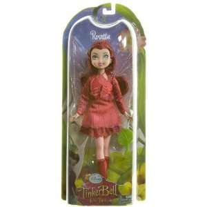 Rosetta Disney Fairies Tinkerbell & the Lost Treasure ~9