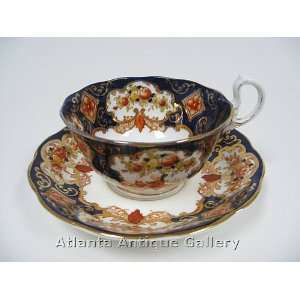 Royal Albert Imari Fine Bone China Cup and Saucer  Kitchen