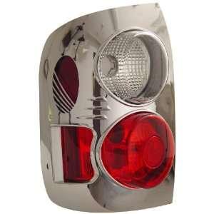 Anzo USA 211121 Nissan Pathfinder Chrome Tail Light Assembly   (Sold