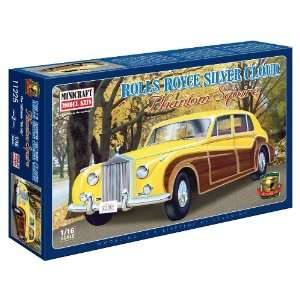 Minicraft Models Phantom Squire 1/24 Scale: Toys & Games