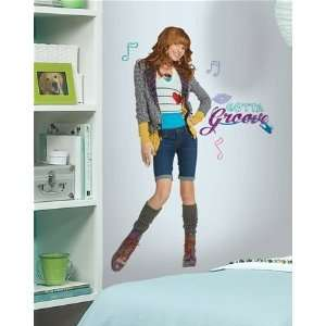 Shake It Up CeCe Giant Wall Decals In RoomMates