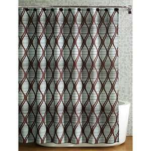 Home Trends Lynden Shower Curtain Home & Kitchen
