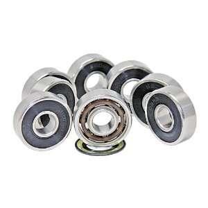 Skateboard Stainless Steel Ceramic Bearing Si3N4 Sealed ABEC 5 Ball