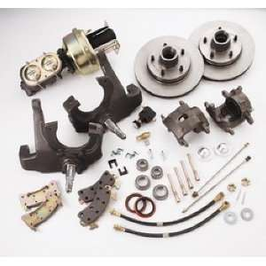 Stainless Steel Brakes A142 Standard 2 in. Drop Spindle