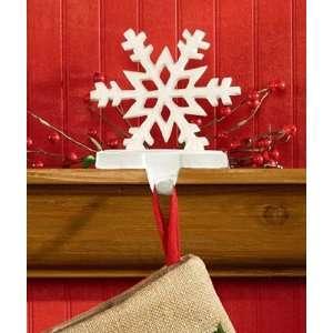Snowflake Stocking Hanger $17.95 Each $4.00 OFF