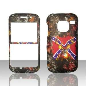 Flag Stem Nokia Straight Talk E5 3G Smart Phone Case Cover Hard Phone