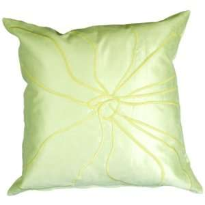 18 x 18 Light Lawn Green Decorative Throw Pillow: Home & Kitchen