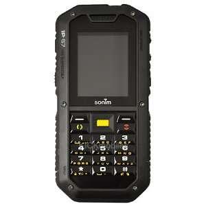 SONIM XP2.1 SPIRIT BLACK RUGGED TOUGH MOBILE PHONE IP67