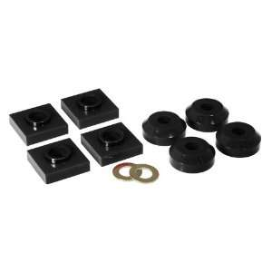 Prothane 6 1601 BL Black Transfer Case Mount Kit Automotive