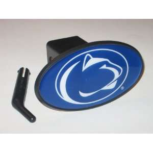 PENN STATE NITTANY LIONS Team Logo 6 x 3 Trailer Hitch Cover