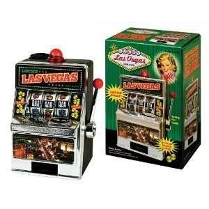 Las Vegas Slot Machine Coin Bank Electronics
