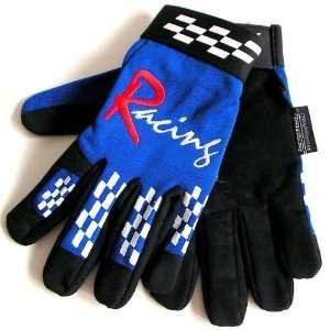 Alpena Auto Racing Drivers Gloves   Feel the Wheel   Worn