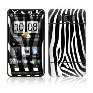Zebra Print Decorative Skin Cover Decal Sticker for HTC
