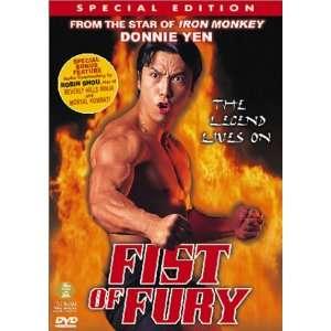 Fist of Fury Donnie Yen, Yee Man Man, Eddy Ko, Chi Wing