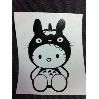 CHOCOCAT (WIDE OPEN Eyes) Hello Kitty Vinyl STICKER / DECAL 4.5 WHITE