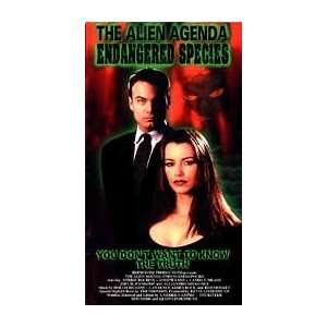 Alien Agenda Endangered Species [VHS] (1998)