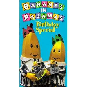 Birthday Special [VHS]: Bananas in Pajamas: Movies & TV