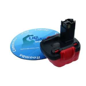 UpStart Battery for Bosch 12 Volt Power Tools. Includes UpStart