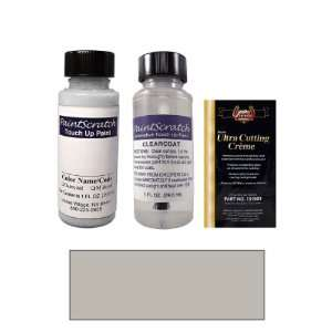 Oz. Medium Silver Metallic Paint Bottle Kit for 2000 Fleet Basecoat