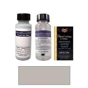 Oz. Medium Silver Metallic Paint Bottle Kit for 2000 Fleet Basecoat