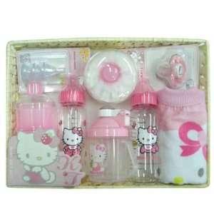 NEW Hello Kitty Baby Bottles Gift Set BPA Free  Toys & Games
