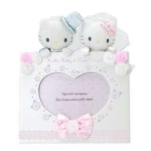 [Hello Kitty] rose wedding photo frame series Toys