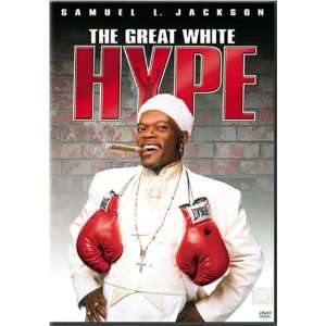 The Great White Hype Samuel L. Jackson, Jeff Goldblum