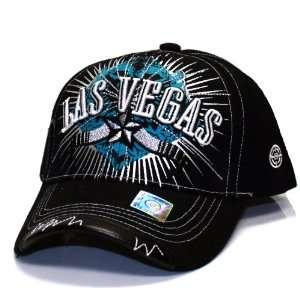 City Hunter V160 City Silver Star Foil Print Las Vegas