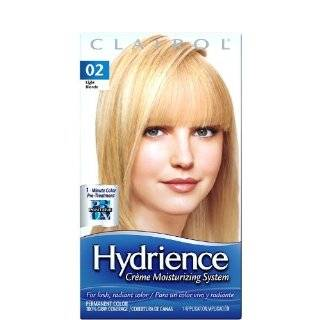Clairol Hydrience SUNRISE 04 Light Golden Blonde Beauty