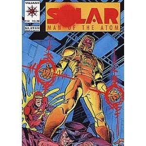 Solar, Man of the Atom (1991 series) #30: Acclaim/Valiant