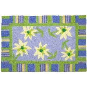 Daisy Fuentes Floral Garden Comforter Set Cal King 4 Pc