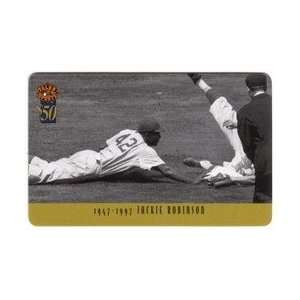 Collectible Phone Card Talk N Sports $50. Jackie
