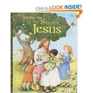 The Story of Jesus (Little Golden Book) (9780375839412