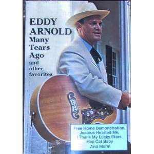 Many Tears Ago & Other Favorites Eddy Arnold Music