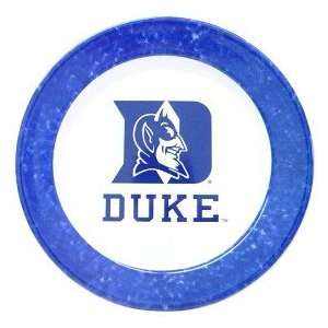Duke Blue Devils NCAA 4 Piece Dinner Plate Set  Kitchen