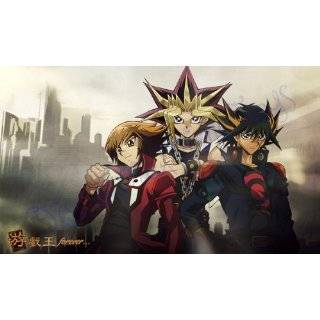 Yugioh Yusei and Stardust Dragon Custom Playmat / Gamemat / Mat [Toy