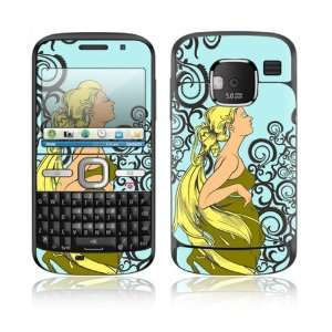 Dreamer Design Decorative Skin Cover Decal Sticker for Nokia E5 Cell