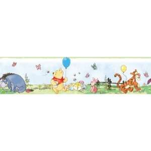 RoomMates RMK1638BCS Winnie the Pooh Toddler Peel & Stick
