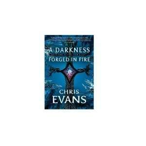 Fire Book One of the Iron Elves (The Iron Elves) Chris Evans Books