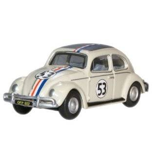 Herbie the Love Bug VW Volkswagen Beetle Radio Remote Control Street